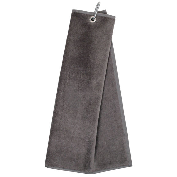 PLAIN Velour Trifold Towel