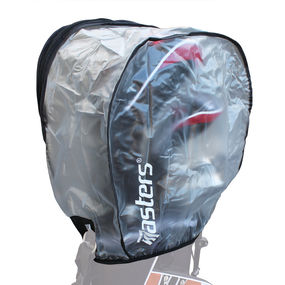 Clear Rain Hood with Zip