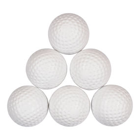 30% Distance Golf Balls pack of 6