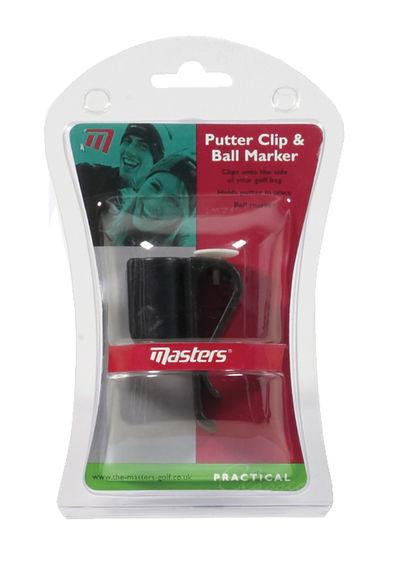 Putter Clip & Ball Marker