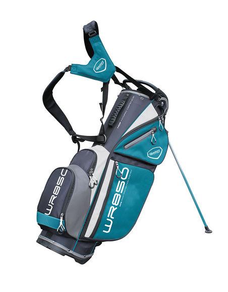 WR850 Water Resistant Standbag Black/Grey/Blue