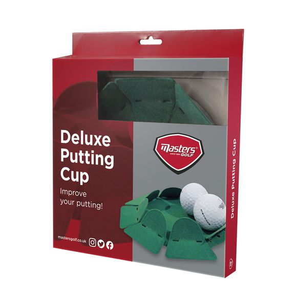 Putting Cup Green Baize