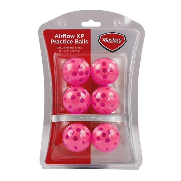 Airflow XP Practice Balls x 6