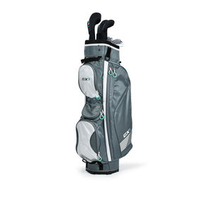 GX1 Lds RH Gph Clubpack Trolley/Bag