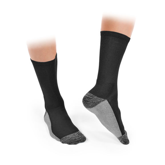 Gents Pack 3 Socks Black