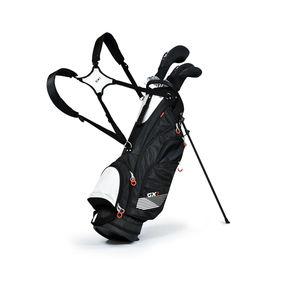 GX1 Gts LH Stl Clubpack S/Bag Blk/Grey
